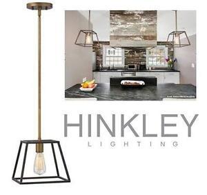 NEW HINKLEY MINI PENDANT FIXTURE 1 LIGHT 104594073