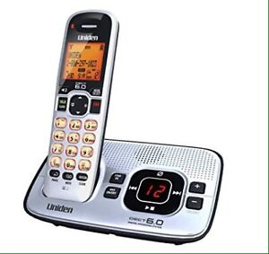 D1680 Cordless Phone with Answering system