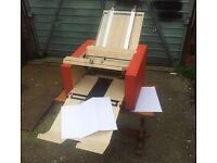 Murofold 30F Paper Folding Machine