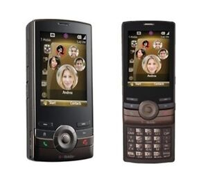 HTC Shadow Copper Brown WiFi Touch Screen Quad-Band phone