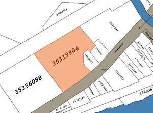 Terrain situé à Baker Brook - Zonage commercial