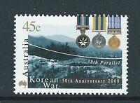 Australia 2000 Coreano Guerra Senza Cornice Come Nuovo, Nuovo Senza Linguella -  - ebay.it
