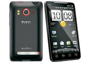 Sprint-HTC-Evo-4G-CDMA-Smart-Phone-GOOD-ESN-WIFI-ANDROID-black
