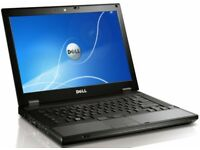 Dell Latitude Laptop, 4Gb Ram, 500Gb HDD, DVD RW Drive.