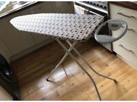 Ironing board , MINKY, like new