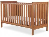 Jamestown mothercare cotbed