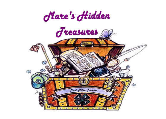 Mare's Hidden Treasures