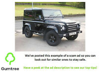 2009 09 LAND ROVER DEFENDER 90 2.4 90 XS STATION WAGON 3D 122 BHP DIESEL
