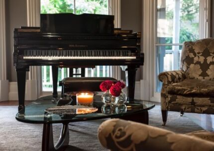 Grand Piano German Made Quality   REDUCED FROM $6500 TO $4900