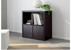 BRAND NEW SHELF UNIT - INCLUDES ADD-ON DRAWERS