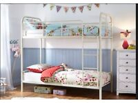 Childrens Bunk Beds grey/cream from Dreams