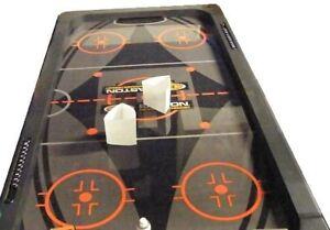 Easton Air hockey table and Foosball table..SOLD and SOLD..