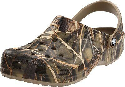 Men's Classic Croc - REAL TREE/ CAMO - ROOMY - SPECIAL BUY!! LIMITED TIME ONLY!!