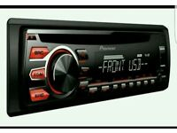 BRAND NEW BOXED PIONEER CD PLAYER NEVER USED (STEREO/HEADUNIT)