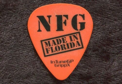 NEW FOUND GLORY Tour Guitar Pick!!! custom concert stage Pick #1
