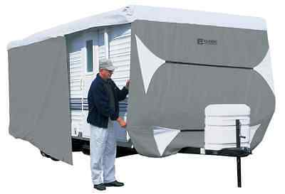 Deluxe PolyPro III Travel Trailer Motor Home RV Cover Fits 20-22 Foot