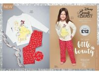 Beauty And The Beast Pjs