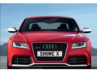 Private number plate 'SH11ME X' for sale £450