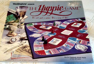 The Yuppie Board Game, 1985 by Waddington