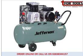 Jefferson 200L litre 3HP Compressor 13amp 10 bar 13.9cfm JELWP3.0/200L