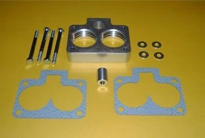 JEEP CHEROKEE DODGE RAM THROTTLE BODY SPACER 1992 2004 FITS ALL 39L 59L 52