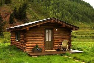 Cabin or small self contained camp