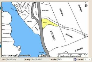 Deep Cove - 2.55 Acres with road frontage