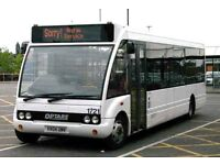 full time service bus drivers required cumbernauld area