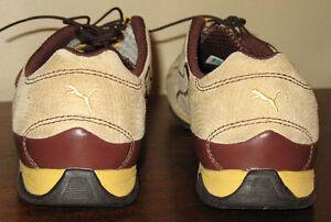 #TelusHelpMeSell - PUMA Tan Brown Suede Walking Sneakers Shoes Kitchener / Waterloo Kitchener Area image 4
