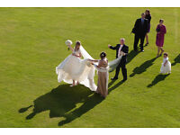 Wedding Drone Filming Services
