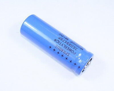 Sprague 12000uf 30v Large Can Electrolytic Capacitor 36dx123g030ac2a