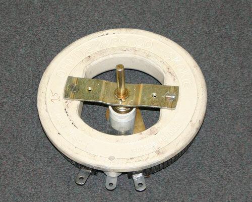 RRS8R0 OHMITE potentiometer 8 Ohm, 500W RHEOSTAT 500 Watt