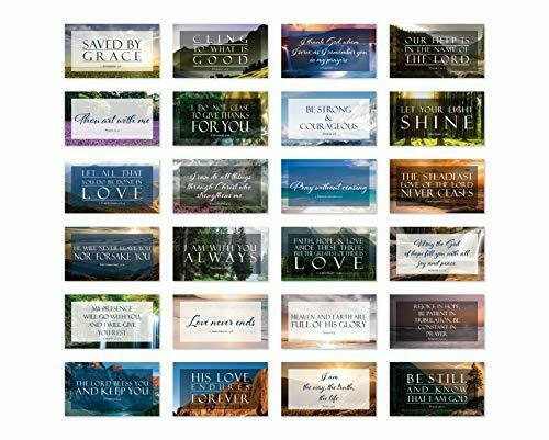 Share a Verse Bible Cards with Full Scripture - Pack of 48  Fast, Free Shipping