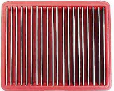 Tin Coated 132 Ultra Thin 20 Pair Super Precision Parallel Set .0001