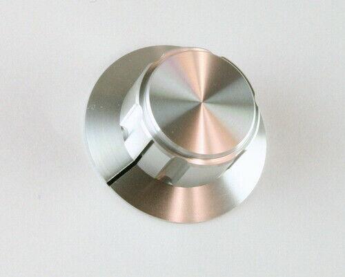 """KAS900A 1/4"""" ALCO knob aluminum Skirted"""