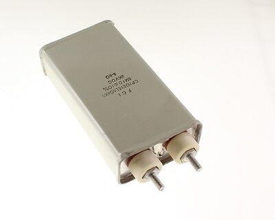 1x .5mfd 3000vdc Hermetically Sealed Oil Capacitor .5uf 3000v Dc 3000 Volts