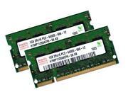 Arbeitsspeicher Notebook DDR2
