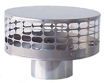 Round Chimney Top (New stamp 5 Inch round Stainless Steel Liner Top Chimney Cap )
