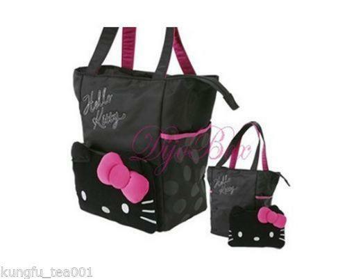 e44687f4217 Hello Kitty Diaper Bag   eBay