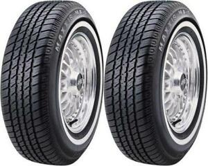 Whitewall Tyres For Classic Cars
