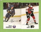 Gilbert Perreault Not Autographed Hockey Trading Cards Lot