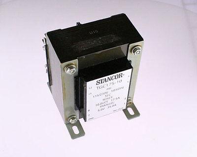 Stancor Transformer 115v Tgc175-10
