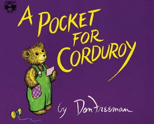 A Pocket for Corduroy by Don Freeman 9780140503524 | Brand New