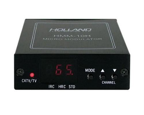 HMM-10H Holland Electronics Agile UHF Cable TV Mini Modulator NEW with Warranty