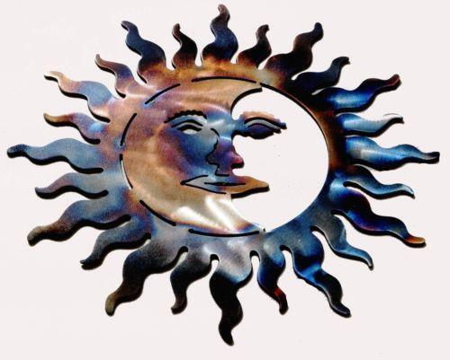 metal sun wall decor ebay