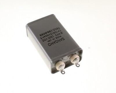 0.5mfd 1500vdc Hermetically Sealed Oil Capacitor .5uf 1500v Dc 1.5kv Volts .5mf