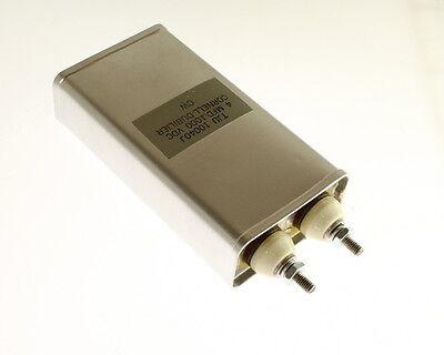 4mfd 1000vdc Hermetically Sealed Oil Capacitor 4uf 1000v Dc 1000 Volts