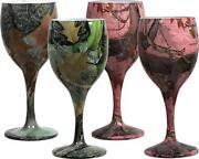 Camo Wine Glasses