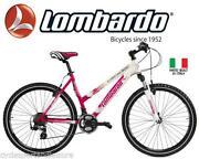 Ladies Pink Mountain Bike