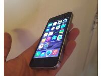 Unlocked Iphone 5s Space gray